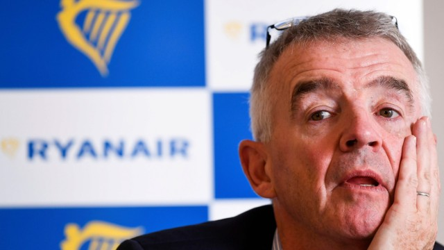 Ryanair-Chef Michael O'Leary
