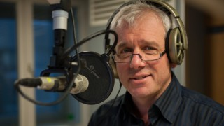 Stephan Ametsbichler, Radiomoderator BR Klassik und Hobbyhistoriker in Glonn. Foto: Franziskus Büscher