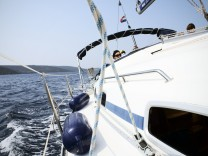 sailing yacht, cruising, Bavaria 37 cruiser, sea