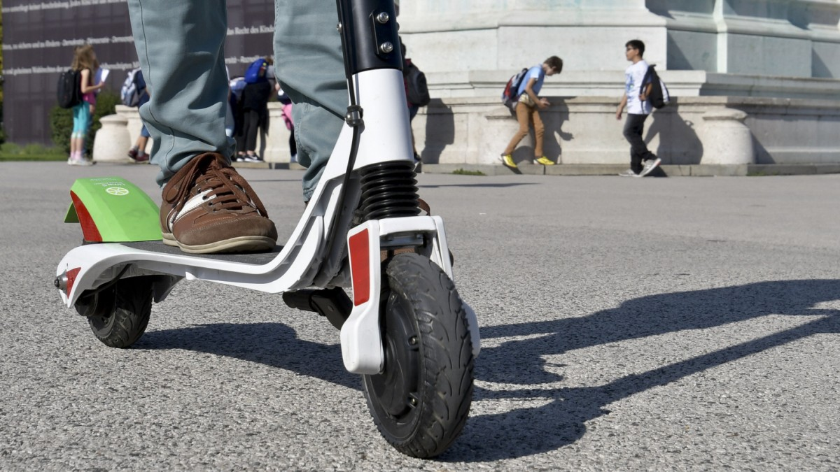 In München gibt es wohl auch bald E-Scooter