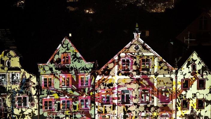 Lichtkunst Weilheim