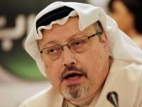 Jamal Khashoggi 2014 in Bahrain