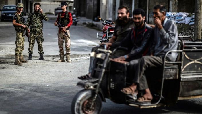 Syrien - Idlib