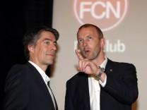 17 10 2018 Fussball 1 FC Nürnberg Nuernberg FCN Club Mitgliederversammlung Jahreshaupt