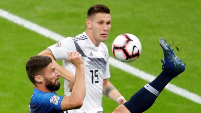 UEFA Nations League - League A - Group 1 - France v Germany