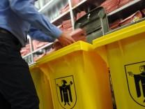 Wahlvorbereitungen in München, 2018