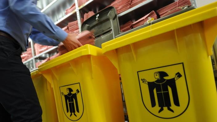 Kommunalwahl 2020 München