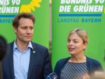 Nach der Landtagswahl in Bayern - Bündnis 90 / Die Grünen