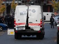 Berlin: Überfall auf Geldtransporter