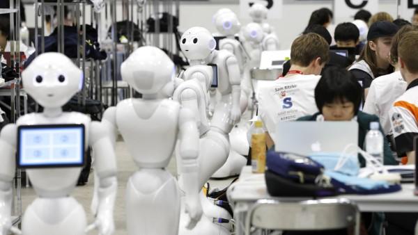 World Robot Summit in Japan