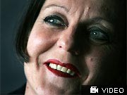 Herta Müller; afp