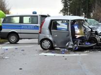 Tödlicher Verkehrsunfall B29 Aalen