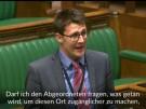Verständigungsprobleme im britischen Parlament (Vorschaubild)