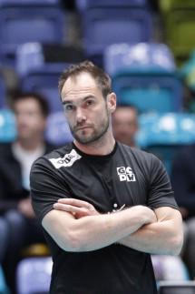 Deutschland Frankfurt 28 03 2018 Volleyball Hessen 1 Bundesliga Herren Saison 2017 2018