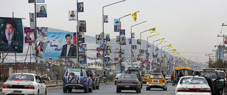 Politik Afghanistan Afghanistan