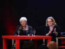SPD: Renate Schmidt kritisiert Natascha Kohnen nach Wahlkampf