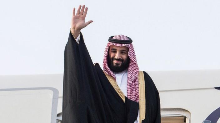 Mohammad Salman bin Abdulaziz bin Salman Al Saud
