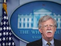 Press Secretary Sarah Sanders Holds Briefing at White House