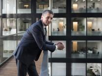 Klaus Deller, Vorsitzender des Vorstandes von Knorr-Bremse