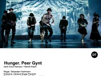 Hunger. Peer Gynt