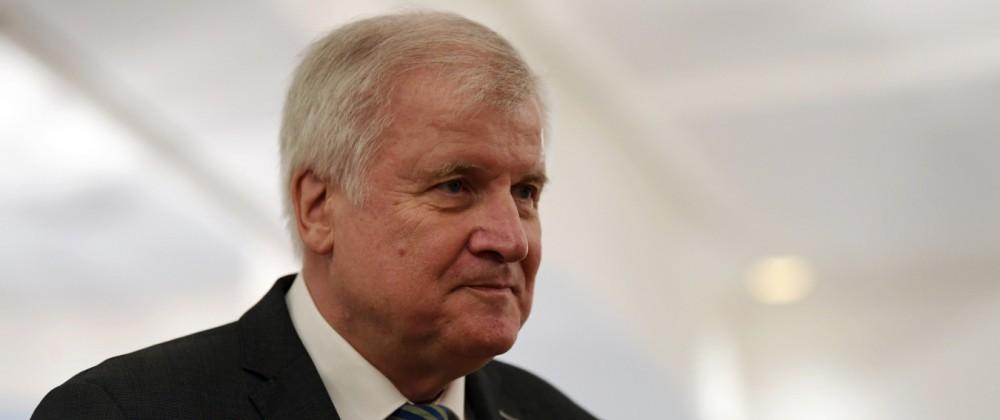 CSU-Parteichef Horst Seehofer