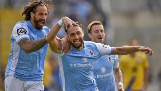 20.10.2018,  Fussball 3. Bundesliga: TSV 1860 München - Braunschweig
