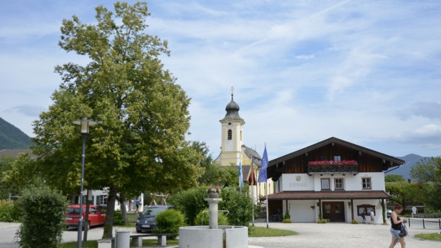 Rathaus Schleching