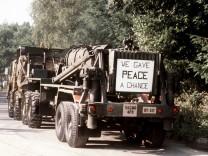 USA will INF-Vertrag aufkündigen
