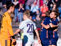 21 10 2018 xfrx Fussball 1 Bundesliga Frauen 1 FFC Turbine Potsdam FC Bayern Muenchen emspor
