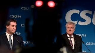 CSU: Seehofers Tage sind gezählt, Söders nicht
