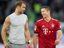 FC Bayern: Manuel Neuer und Robert Lewandowski