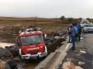 Feuerwehrmann stirbt bei Unwetter in Spanien (Vorschaubild)