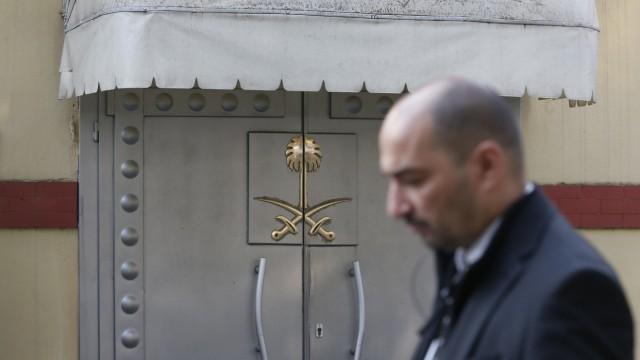 Konsulat von Saudi-Arabien in Istanbul