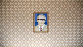 Honecker, Gedenkstaette Hohenschoenhausen, Berlin