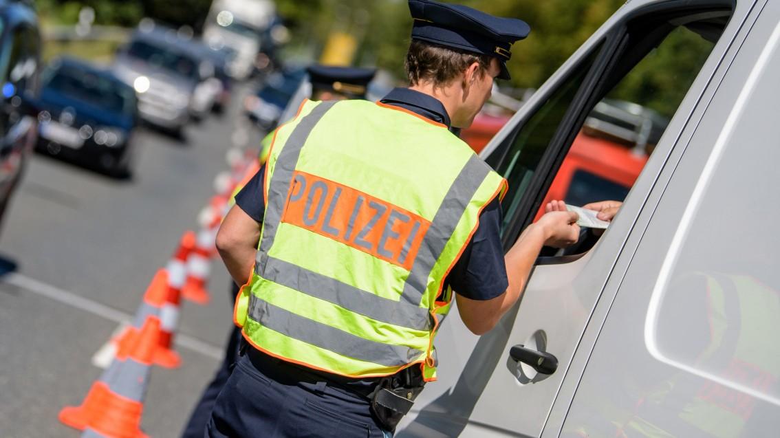 15 illegale Migranten in sechs Monaten: Bayern will Zahl der Grenzpolizisten verdoppeln