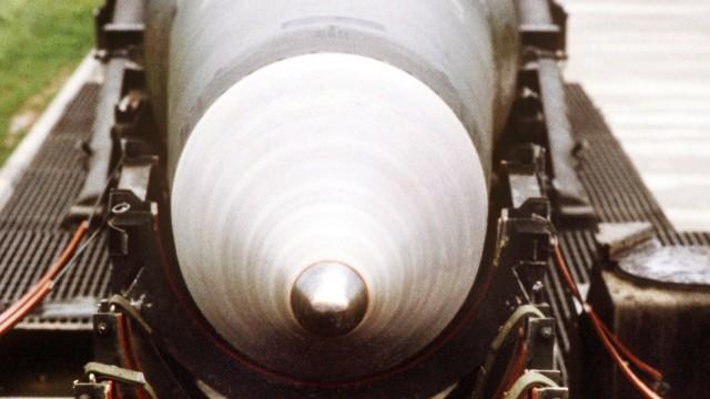 INF Vertrag Deutschland Raketen