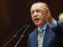 Erdogan will zum Fall Khashoggi berichten