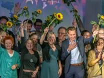 Außerordentlicher Parteitag der bayerischen Grünen