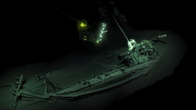 Archäologie Schwarzes Meer