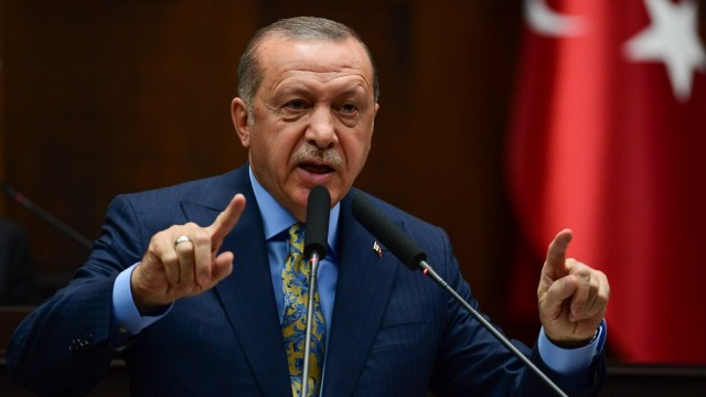 Erdogan Addresses Khashoggi Killing in Speech to Turkish Parliament