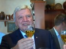 Hessen-Wahl: Volker Bouffier (CDU) stemmt sich gegen den Bundestrend (Vorschaubild)