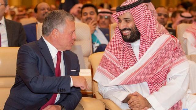 Investorenkonferenz in Riad