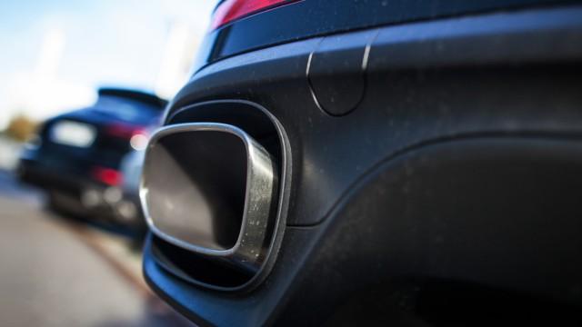 Porsche stoppt Verkauf von Diesel-Cayenne in USA