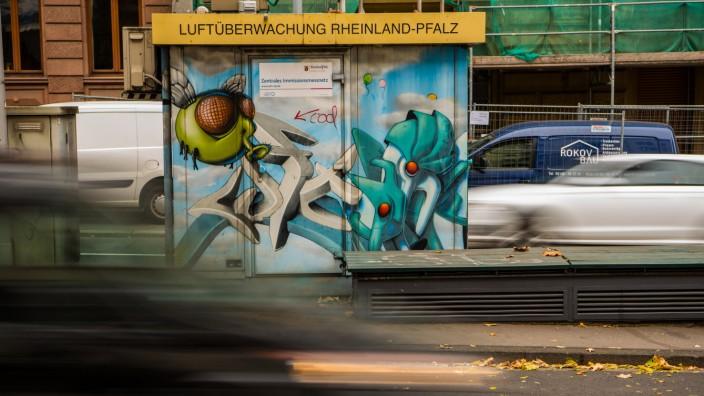 Mögliches Diesel-Fahrverbot in Mainz