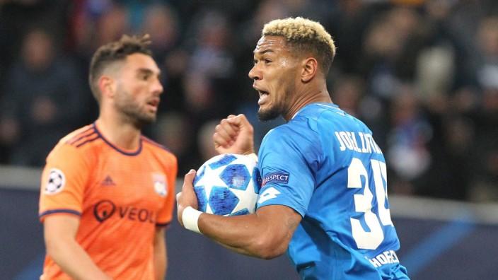 Transferblog Joelinton Konnte Hoffenheim Fur Eine