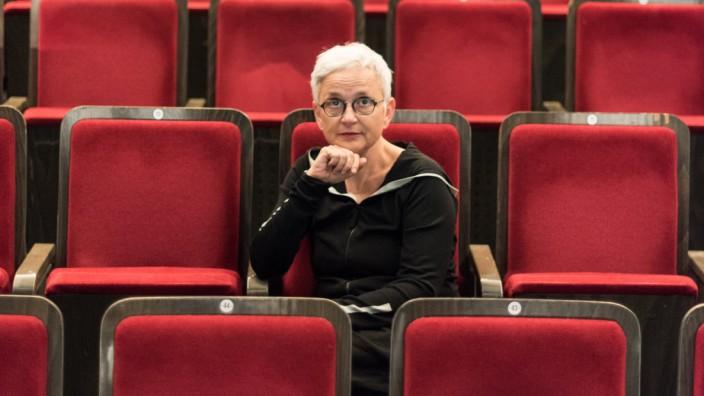 Theaterintendantin Barbara Mundel Kammerspiele München