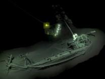 Ältestes Schiffswrack der Welt entdeckt