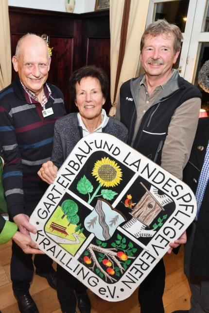 Krailling Gartenbau- und Landespflegeverein, Vorstand