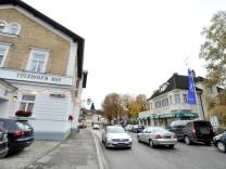 Tutzing: Ortsdurchfahrt Hauptstrasse