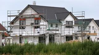 Neubau Einfamilienhaus